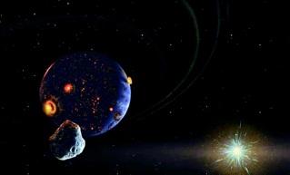 Komet Berekor