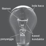 Lampu Pijar Dan Elemenya