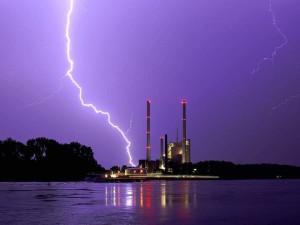 Listrik Statis Pada Petir,teir listrik statis,materi listrik statis,jawaban listrik statis,soal listrik statis
