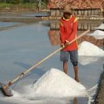 Proses Pemisahan Campuran Pada Garam