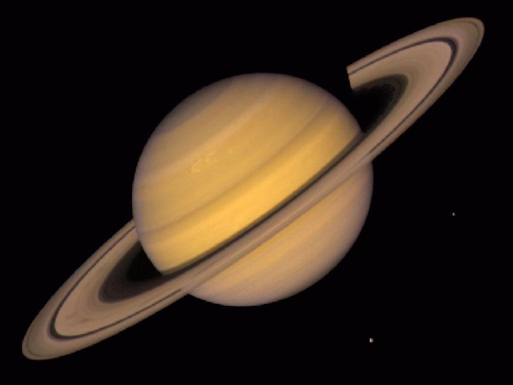 Saturnus Fisika Zone