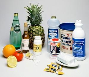 Sifat-Sifat Asam, Basa, dan Garam