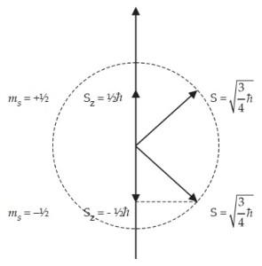 Momentum sudut intrinsik/spin elektron