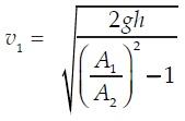 Persamaan Penerapan Asas Bernoulli 2