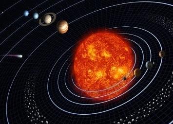 Matahari Adalah Bintang Dan Pusat Tata Surya